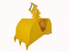 Mechanical & Hydraulic Clamshell Bucket